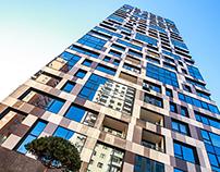 TETRIS HALL- residential complex.