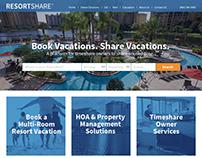 ResortShare Brand