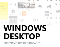 Windows Desktop - Detroit Reloaded