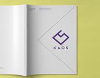 Brochure Kaos Communication