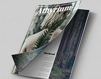 Athyrium Zine by Sabrina Loeprich & Nicola Anderson