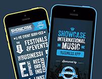 Showcase Music - Business App