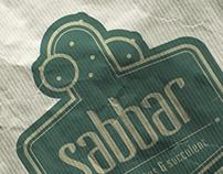 Sabbar - Logo & identity design