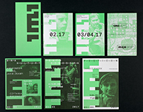 Small Theatre Visual Identity