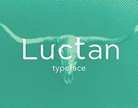 Luctan Typeface