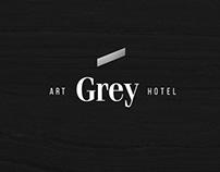 Grey art hotel