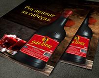 Cartazes Bebidas São Braz