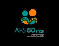 Id. Visual | Campanha dos 60 anos do AFS no Brasil