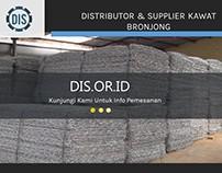 Distributor & Supplier Kawat Bronjong