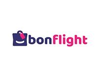 bonflight - rebrand concept