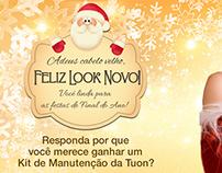 Campanha de Natal 2013 - Tuon