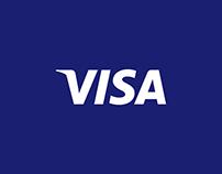 Visa Russia - Redesign