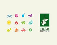 Indus Towers - Calendar 2012