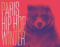 Paris Hip Hop Winter 2016 festival