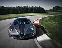 Alfa Romeo 4c Spider & Coupe