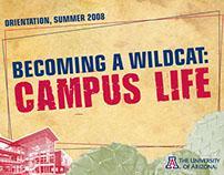 University Of Arizona Student Orientation 2008