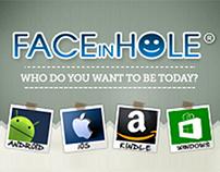 FACEinHOLE - Website