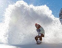 Billabong Men's Snow 2014 Web Banners
