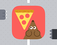 Pizza Rat Race game (Free)