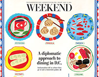 Washington Post Weekend Cover