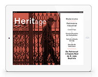 Heritage – Digital Magazine