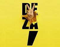 Branding Studio Deza Refreshed Itself