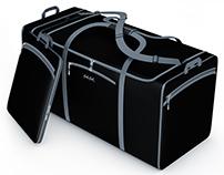 (3D Render) Dot&Dot - Foldable Duffle Bag