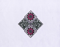 Boxes Quilting Machine Embroidery Design