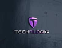 Technilogika | Creative logo | Unique Logo