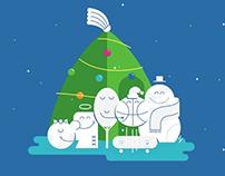 Animation Weihnachten Decathlon
