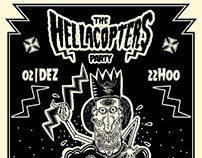 THE HELLACOPTERS PARTY - BRAZIL