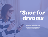 "Application ""Save for dreams"""