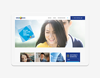 MNC Bank · Website