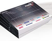 Portafolio Corporativo Para Empresa Sysentec 2014-2015