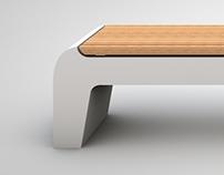Betonbank SHU | Concrete Bench SHU