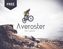 Averoster (Free Typeface)