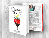 "BOOK COVER "" Meant to eat """