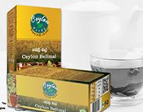 Packaging Design for Ceylon Herby Beli Mal