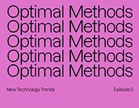 Optimal Methods identity