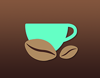 Coffee Cup Guru 2.0 - App UI