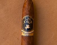 San Jorge cigar ring