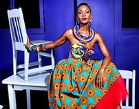 Bonnie Mbuli Covers BONA Magazine April 2014