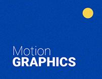 My World - Motion Graphics