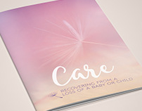 Booklet design for Palomar Health