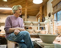 South Mountain Makers - van Guilder Pottery