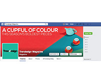 Trendesign Magazines - Facebook Banners Designs