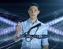 """Wonders of engineering"" Opening title | NTV channel"
