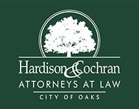 Hardison & Cochran City of Oaks Logo