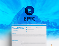 EPIC - FREE Resume Template