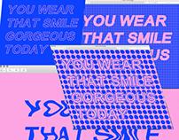 WEAR THAT SMILE GORGEOUS